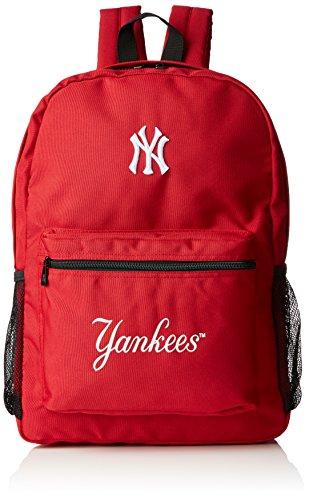 New Era Rucksack NE Pitcher Backpack, Scarlet, 43 x 29 x 15 cm, 24 Liter, 11189733