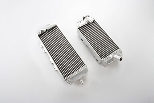 Preisvergleich Produktbild Oversize Racing Aluminium Wasserkühler Husquarna Links TE TC SMR 250 310 450 510