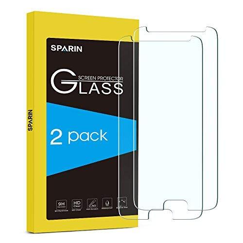 [2-Pack] Protector Pantalla compatible Samsung Galaxy