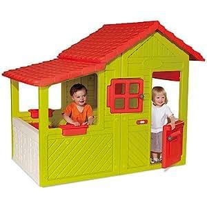 Smoby 310040 - Floralie Haus: Amazon.de: Spielzeug