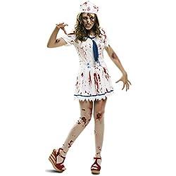 My Other Me Me - Disfraz de marinera zombie chica, para adultos, talla M-L (Viving Costumes MOM01949)
