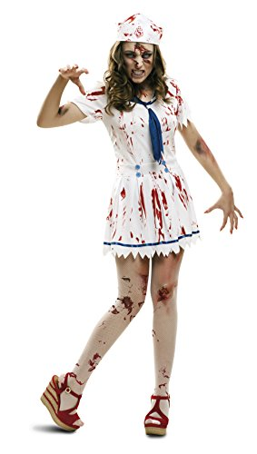 Imagen de my other me  disfraz de marinera zombie chica, para adultos, talla m l viving costumes mom01949  alternativa
