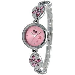 Fizz 5010512 Kids Silvered Strap Watch