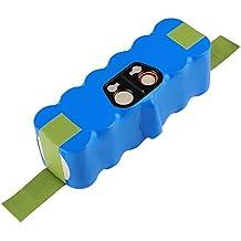Odec Batería de Repuesto Ni-MH 14.4v 4800mAh para iRobot Roomba 500 Series Roomba Vacuum Cleaner 510 530 531 532 533 535 536 540 545 550 552 560 562 563 570 580 581 582 585 595 600 620 630 650 660 700 760 770 780 790 800 870 880 R3