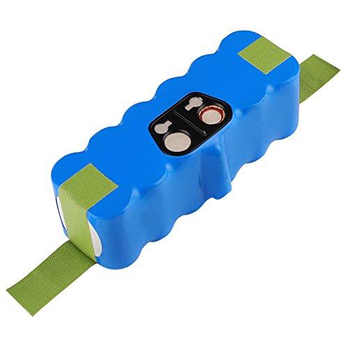 Preisvergleich Produktbild Odec Ni-MH Akku 14,4V 4800mAh, Werkzeugakku für iRobot Roomba 500 Serie 600 Serie 700 Serie 800 Serie Ersatz für 80501