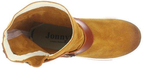 Jonny's Kids Two 27146 KL Unisex - Kinder Stiefel Orange (Orange)