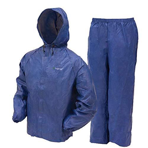 Preisvergleich Produktbild Frogg Togg Ultra Lite Rain Suit Blau groß Ul12104–12 M / L
