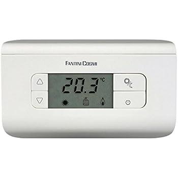 termostato ambiente fantini cosmi ch115 fai da te