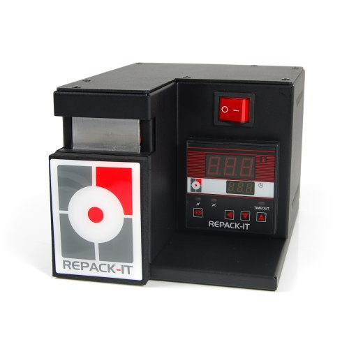 Price comparison product image Repack-It Disc Case Wrapping Machine for CDs, DVDs and Games