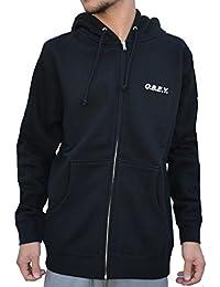Obey O.B.E.Y. Zip Veste Homme Noir