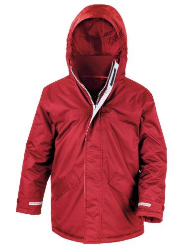 Result Core Unisex Kids Winter Parka Waterproof & Windproof Hooded Coat JackeT