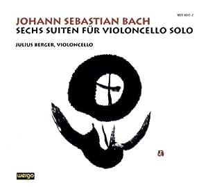 Suites pour violoncelle seul BWV 1007, 1008, 1009, 1010, 1011 & 1012
