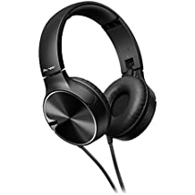 Pioneer SE-MJ722T-K - Auriculares, color negro