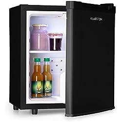 Klarstein Silent Cool - Réfrigérateur, 30L, 24dB, Arctic-Fox Cooling, Classe A+, Noir