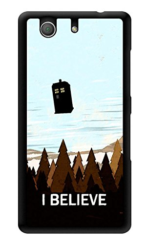 I Believe - Dr. Who Printed Designer Mobile Back Cover For
