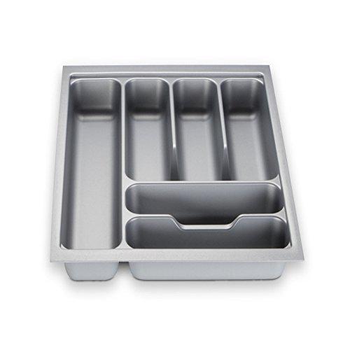 Orga-Box Besteckeinsatz Besteckkasten 367 x 474 mm für Blum Schubladen