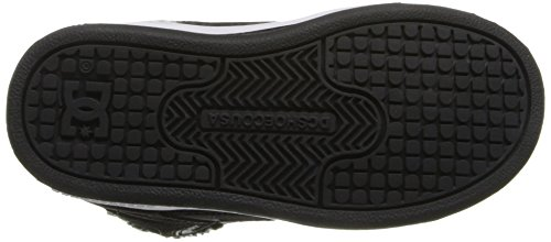 Chaussures DC Rebound Wnt Black/Charcoal Noir (Bcg)