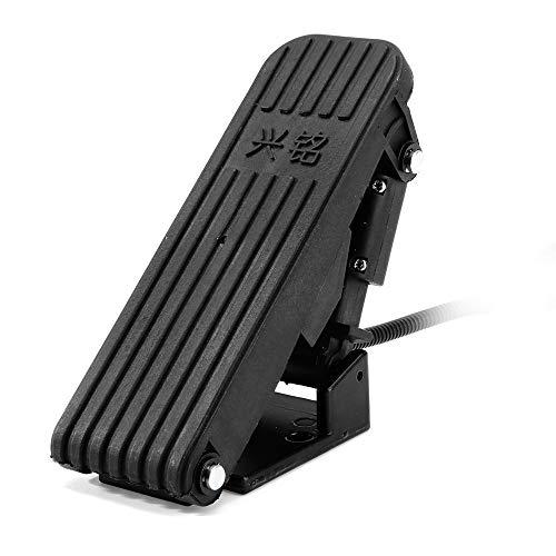 JenNiFer Universal ATV Karting Electric Car Golf Cart Speed Foot Pedals Throttle Accelerator (Felgen Für Golf Cart)