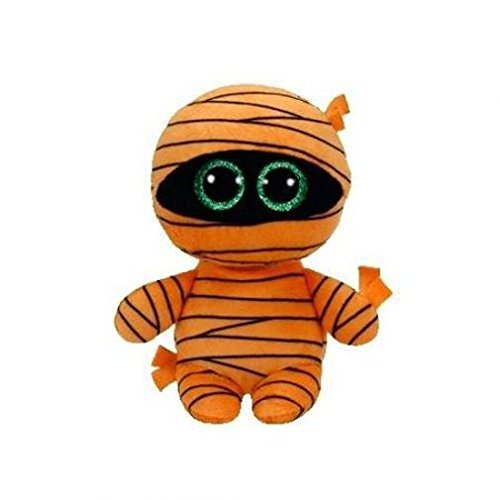 Beanie Boo Mummy - Mask the Orange Mummy - 15cm 6""