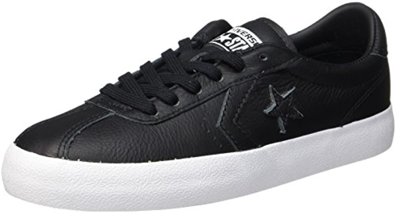 Converse Breakpoint Ox nero bianca, scarpe da ginnastica Unisex – Adulto   Materiali Selezionati Con Cura    Sig/Sig Ra Scarpa