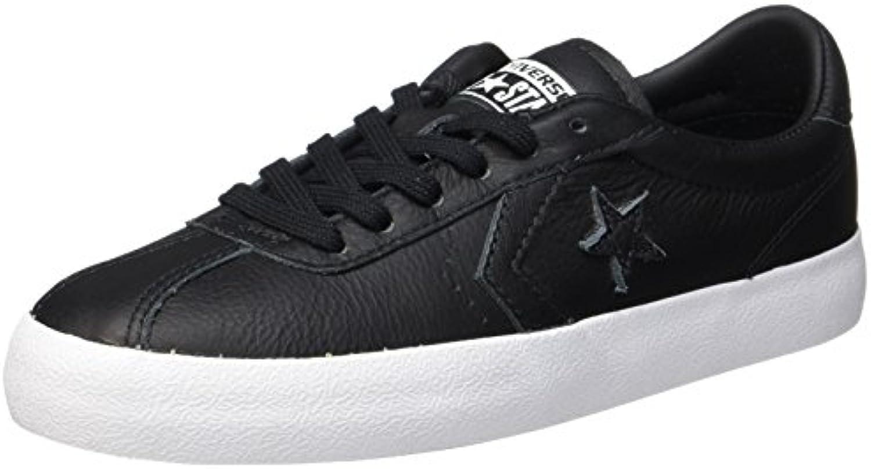 Converse Breakpoint Ox Black/White, Zapatillas Unisex Adulto -