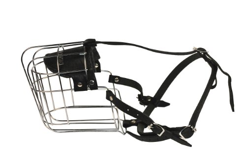 Dean-Tyler-Saint-Bernard-Wire-Basket-Muzzle-Size-12