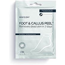 BeautyPro FOOT & CALLUS PEEL Peel avec plus de 17 extraits botaniques et de fruits
