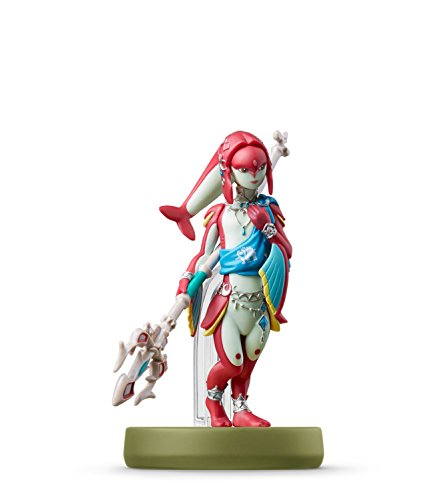 amiibo The Legend of Zelda: Breath of the Wild Recken Set - 5
