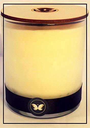 Lujo de colza y aceite esencial de cera de vela