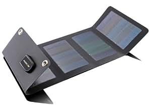 Aurora 4 USB Solarladegeräte für Handys Smart Phone PDA iPhone MP3-Player