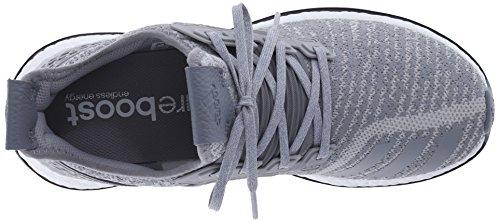 Adidas Performance da uomo scarpe da corsa Pureboost ZG Mid Grey/Grey/Black