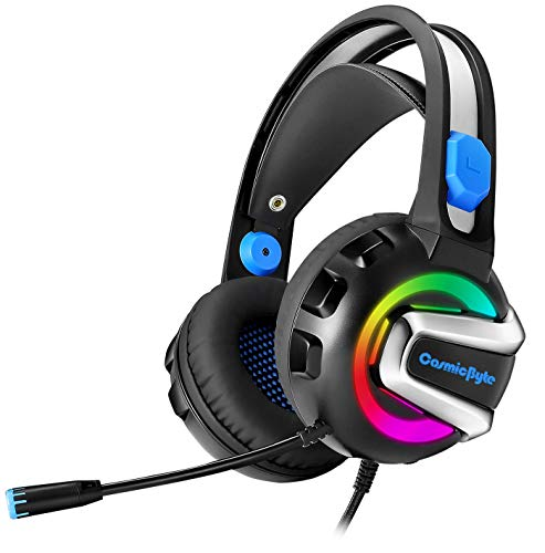 0d77d42780a ... Cosmic Byte G3300 Saturn Rings Gaming Headphone with Mic