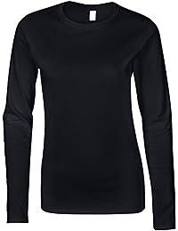 GILDAN - T-Shirt à manches longues - Homme