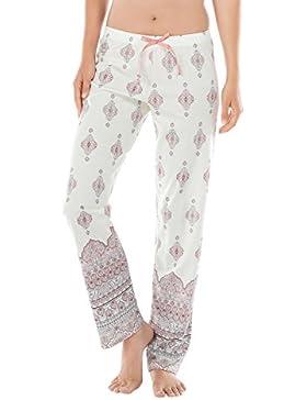 Calida Favourites Trend 1 Hose, Pantaloni da Pigiama Donna
