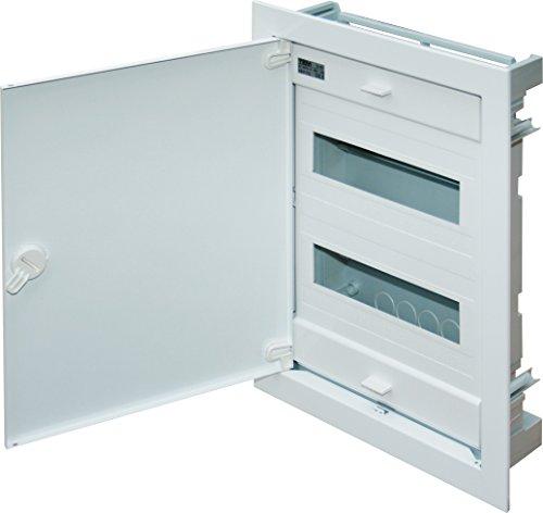 Sicherungskasten Unterputz Kleinverteiler Sicherungskasten IP40 Verteilerkasten Unterputz Unterverteilung
