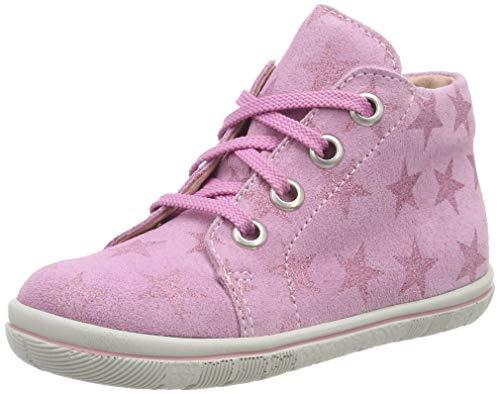 Däumling Unisex Baby Pey Sneaker, Pink (Space Begonia 02), 25 EU