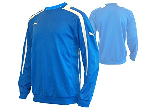 Puma Powercat TT 1.12 Junior TrainingTop Fußball blau