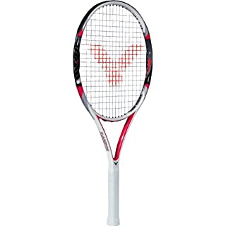 Victor Ambos Viper L3 Tennis Racquet - White/Red/Black, L3 Grip