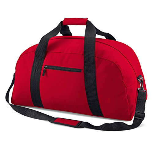 Bagbase Klassik Sporttasche Rot