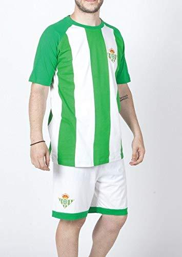 FUTBOL Pijama del Real Betis Adulto - XXL