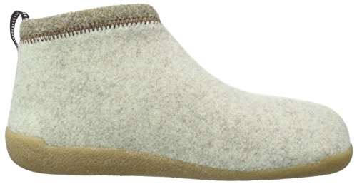Hans Herrmann Collection Hhc, Chaussons femme Beige - Beige (Wollfilz Beige -30)