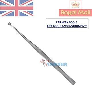 Edelstahl Ohr-Plektren Wachs-Entferner Kürtte Schaufel Löffel Clean Tool UK CE