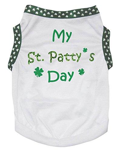 id My St Patty's Day, Baumwolle, Weiß ()