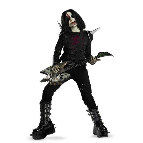 Child (G) SZ 10-12 Metal Mayhem Costume Kit