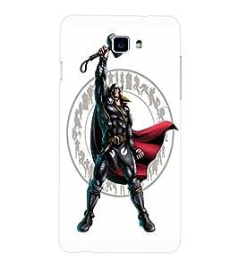 EPICCASE Thor Mobile Back Case Cover For LeEco Letv Le 2 (Designer Case)