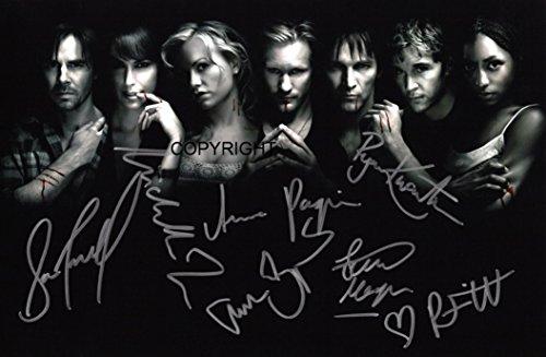 Limited Edition True Blood Signiert Foto Autogramm signiertsigniertes
