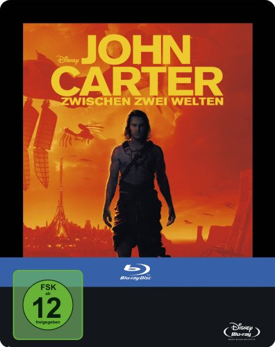 John Carter - Zwischen zwei Welten - Steelbook [Blu-ray]