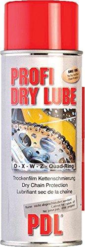 Profi Dry Lube Kettenspray 400ml trockene Kettenschmierung