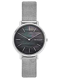 Skagen Signatur Analog Grey Dial Women's Watch-SKW2730