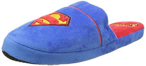 Komfort Loungewear (DC-Comics Superman Hausschuhe)